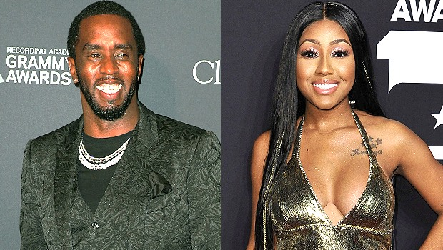 Diddy, 51, Holds Hands With City GirlsSinger Yung Miami, 27, & Fans HaveQuestions