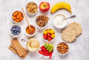 1. Eat what makes you healthy: Food to gain weight.