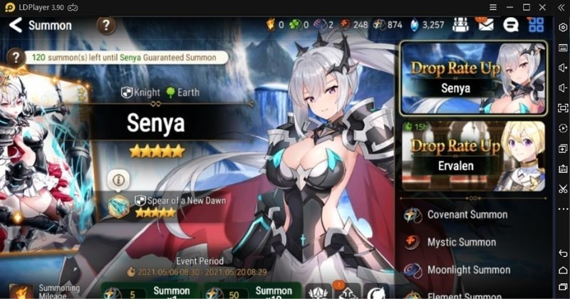 The Senya is a newly added hero of Epic Seven. It is a 5-star hero with multiple abilities. It is a knight-class hero, and it is famous for its damaging abilities. Also, this hero has strong skills to debuff the enemies. The attacking power of this hero is greater than other heroes. Senya has high attack stats. We discuss its skills in detail.
