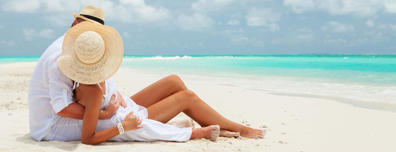 Paradise Destinations to Spend a Honeymoon