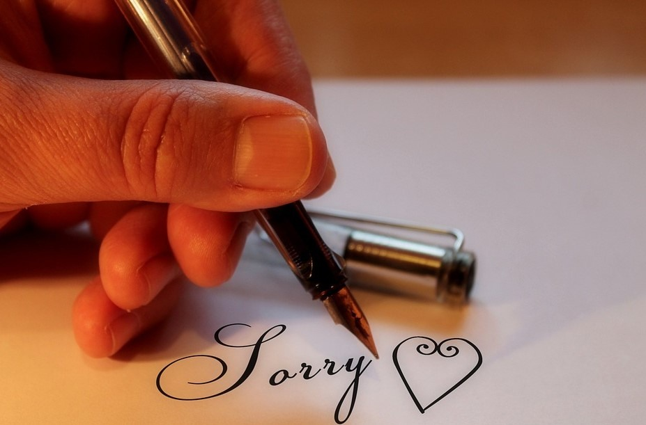 How to Say Sorry – and Really Mean It