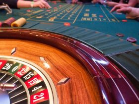 In the realm of online casinos, wagering is a buzzword: you'll find it in almost every article and in every set of terms and conditions. But, exactly, what does this imply? To put it simply, a wager is a monetary stake placed on a specific casino game, such as video slots, roulette, poker, blackjack, baccarat, bingo, or even live dealer casino games. To put it another way, it's the amount of money you spend at online casinos playing games.