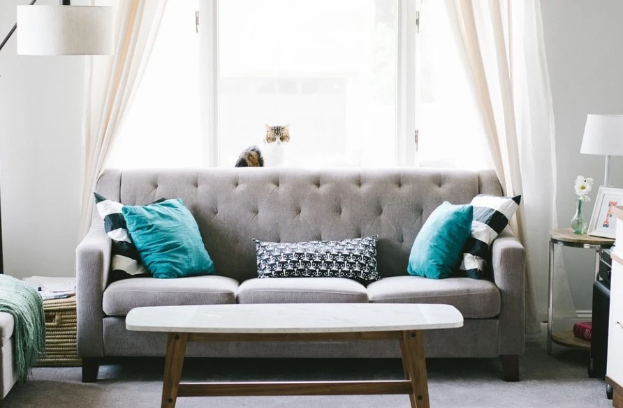 Bring your living room to life with colour