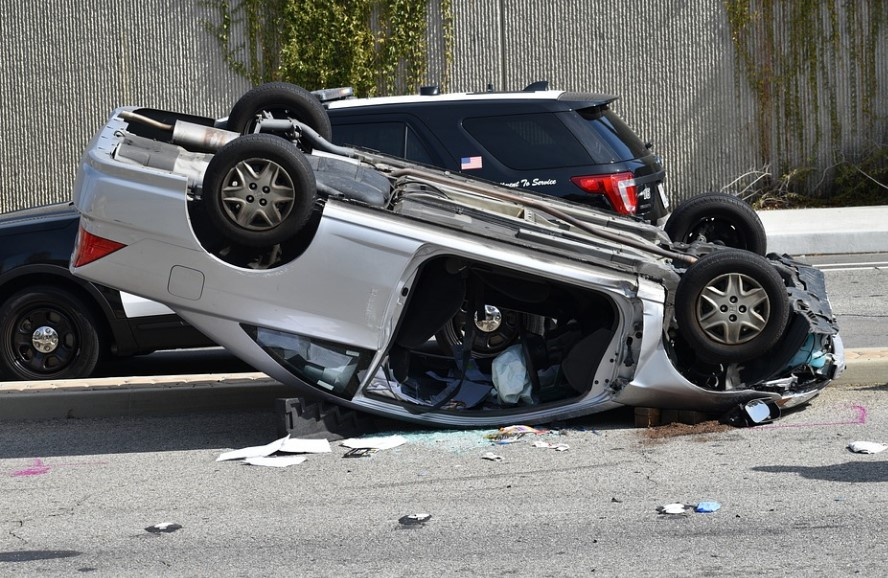 At fault in a car accident: Here's what to do