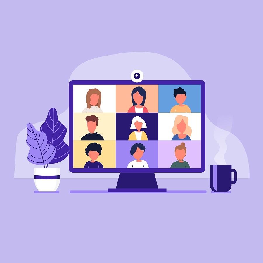 Top five online activities in 2021