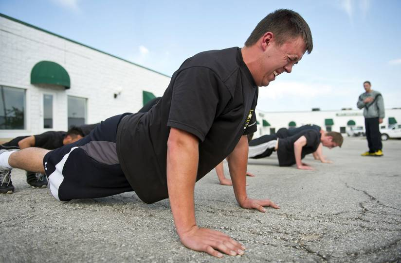 Why Military Service Fitness is Important in The Military
