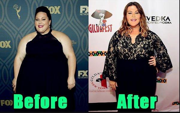 Chrissy Metz Weight Loss Journey