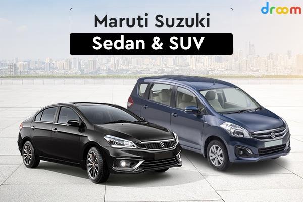 Maruti Suzuki Sedan