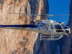Birds Eye View: Top 10 Places for a Helicopter Ride