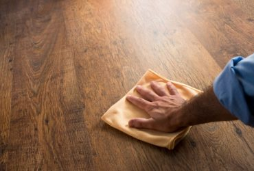 How To Clean Vinyl Floors With Vinegar- Easy Steps