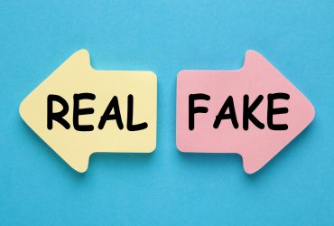 Is the thing you own real or faked?