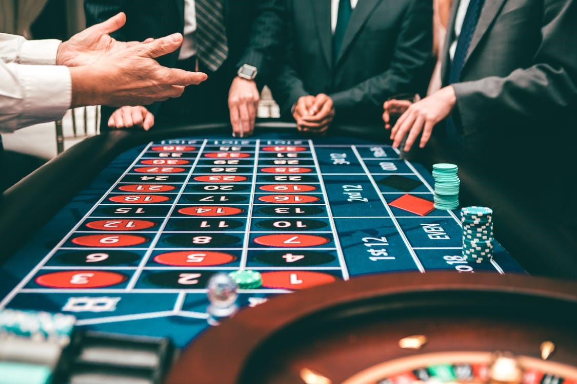 Playing some of the best casino table games online