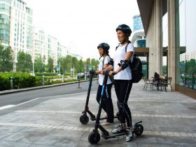 Are electric scooters legal?